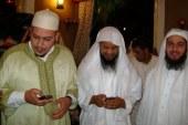القزابري يخلق الحدث من جديد في مسجد الحسن الثاني بالبيضاء