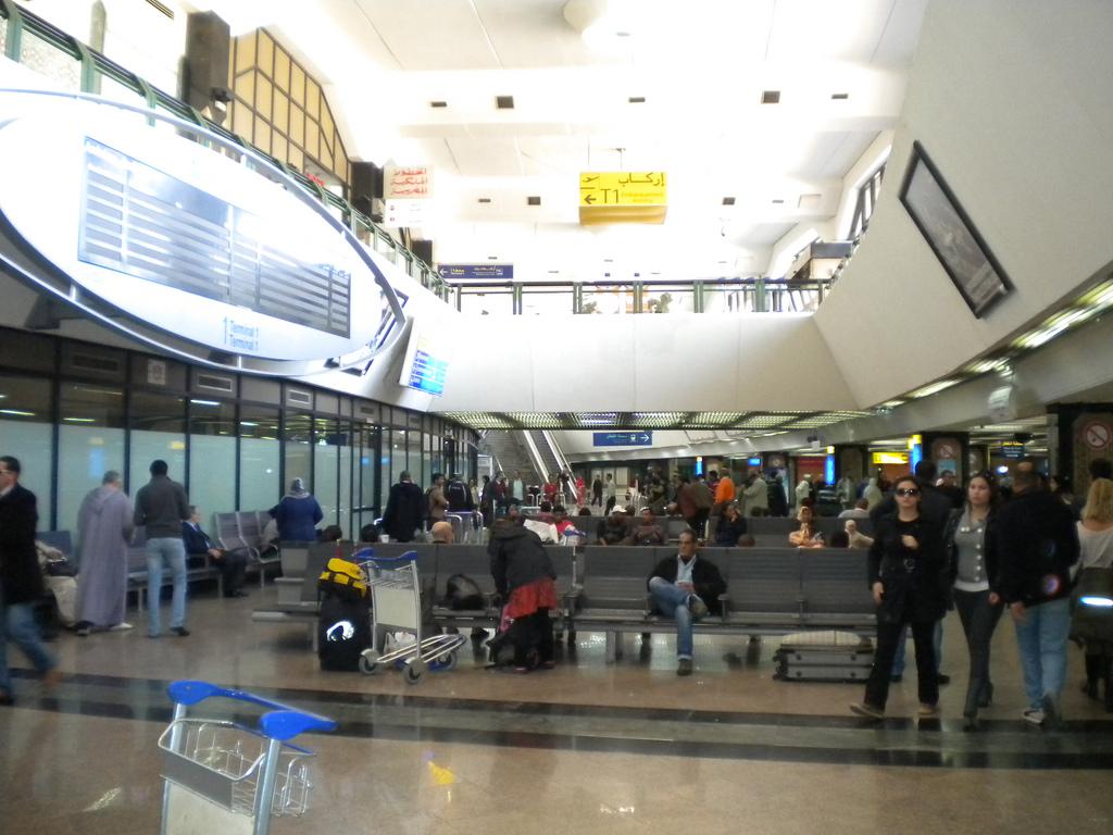 ارتفاع حركة النقل الجوي بمطارات المملكة خلال الأشهر الخمسة الأولى لـ 2015