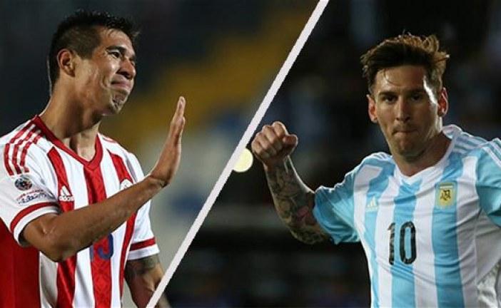 قمة الأرجنتين والباراغواي تحبس الأنفاس في أمريكا الجنوبية