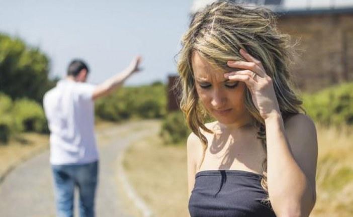 مشاكل التجربة العاطفية الفاشلة
