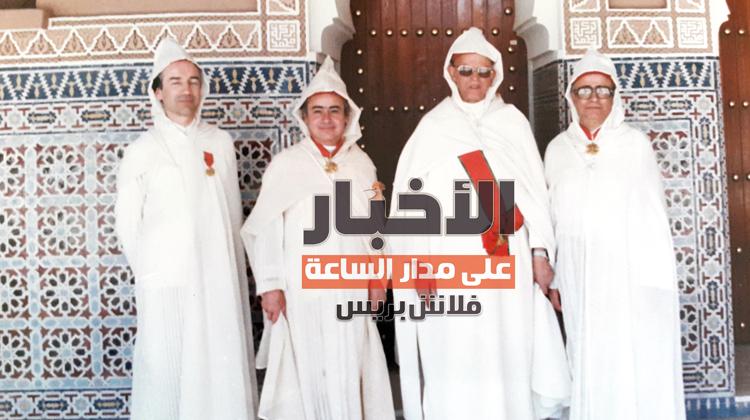 حسن فرج: «لم أكن أعلم أي شيء عن مشاكل عبد الفتاح فرج بعد وفاة الحسن الثاني لكني كنت أقول «غادي يجيبها فراسو»
