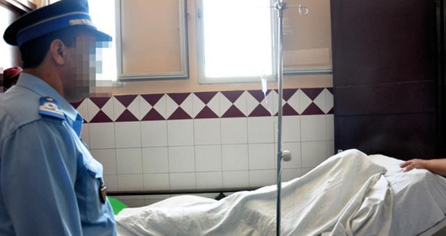 انتحار شرطية شنقا بمنزلها بوجدة