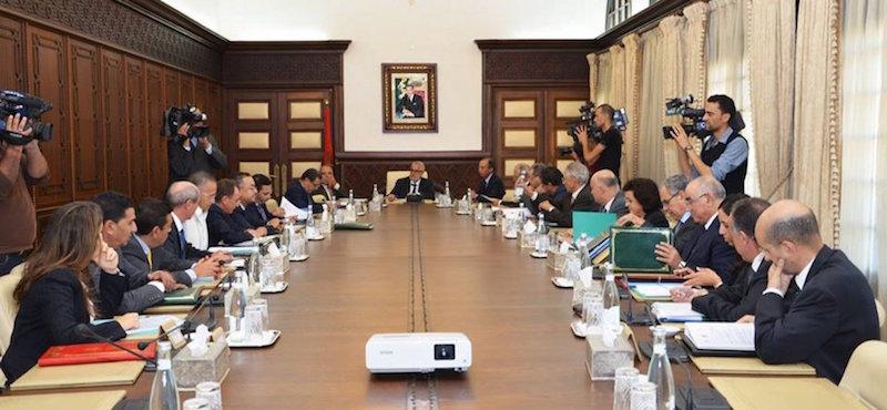 الكروج وبركة لازالا وزيرين في حكومة بنكيران ويوقعان على القوانين