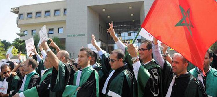 تصعيد غير مسبوق بين حزب العدالة والتنمية والقضاة