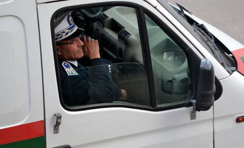 الأمن يطارد موظفا بعمالة الصخيرات لاذ بالفرار بعدما دهس شرطيا