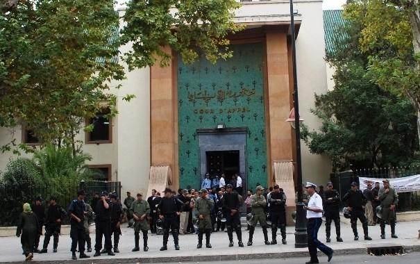 استنفار أمني كبير بعد العثور على قنبلة قرب محكمة الاستئناف ومنطقة أمنية بفاس