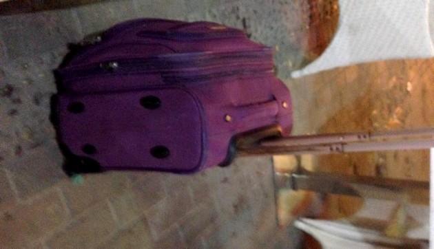 """حقيبة مهملة قرب """"ميدي 1"""" بطنجة تثير شكوك المصالح الأمنية"""