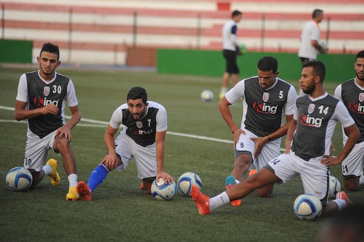 المغرب التطواني يرفع من وتيرة استعداداته قبل مواجهة الهلال السوداني