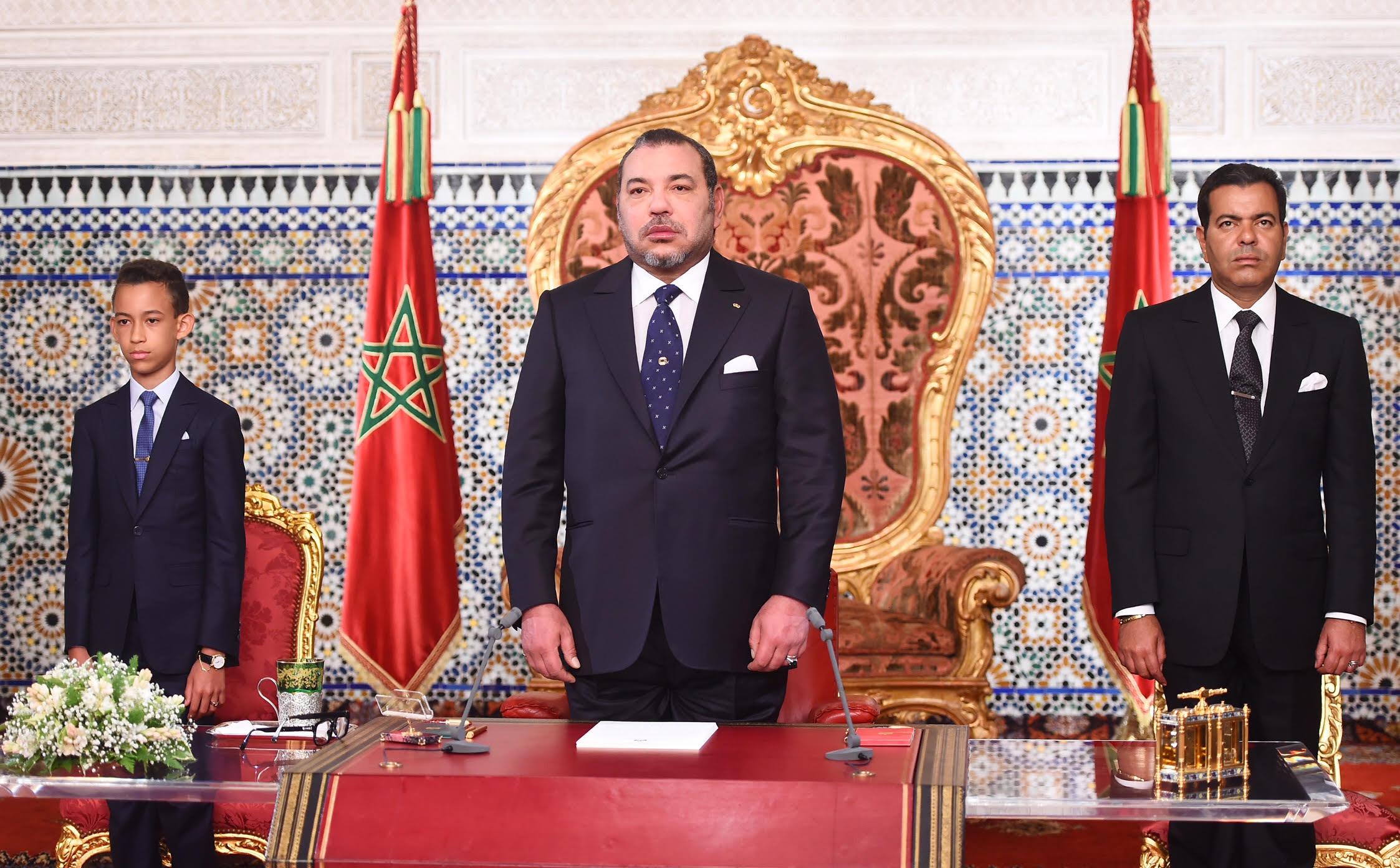 الملك يؤكد أهمية التعاون الاقتصادي للمغرب مع بلدان افريقيا ويدعو لحل أزمات الشرق الأوسط