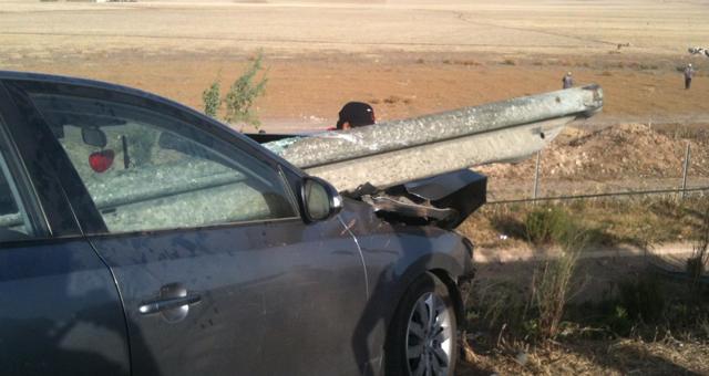 وفاة خمسة ركاب في حادثة سير مروعة بالقرب من بوزنيقة