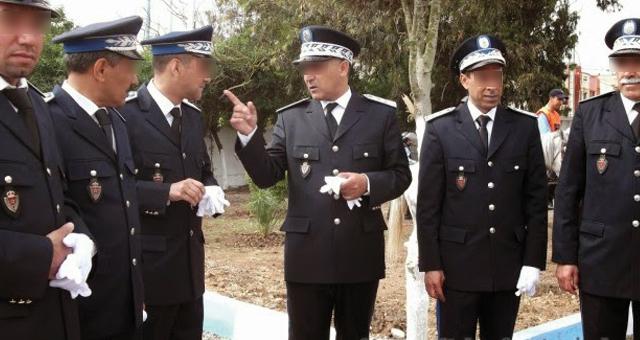الفرقة الوطنية تحقق في تقارير مسؤول أمني ضد زملائه ببرشيد
