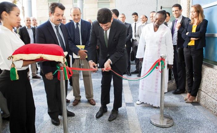 افتتاح مقر التكتل الصناعي الشمسي بالبيضاء لدعم المشاريع المبتكرة والنموذجية في مجال الطاقات المتجددة