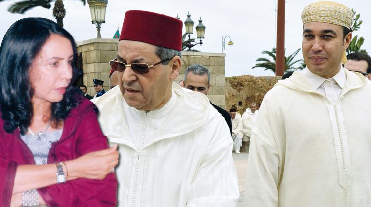 حفيدة القيادي أمهروق تتمرد على العنصر وتتهم العسالي وأوزين بالتحكم