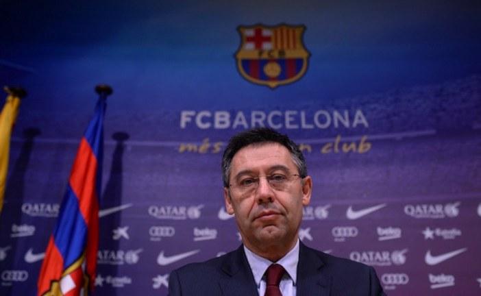 """رئيس برشلونة يقر بأن """"بريميرليغ"""" أفضل مسابقة عالميا"""