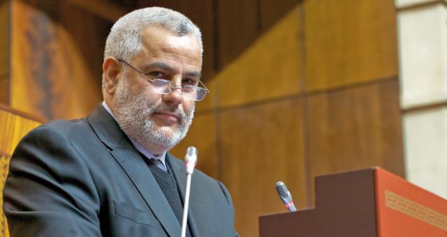 تعديل القانون التنظيمي لمجلس النواب يجمع بنكيران بقادة الأحزاب السياسية