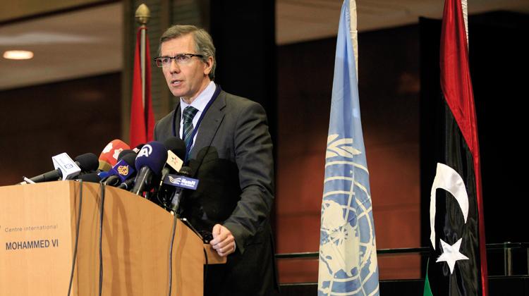 """مجلس الأمن """"ممتن"""" للمغرب في الإشراف على المصالحة الليبية"""