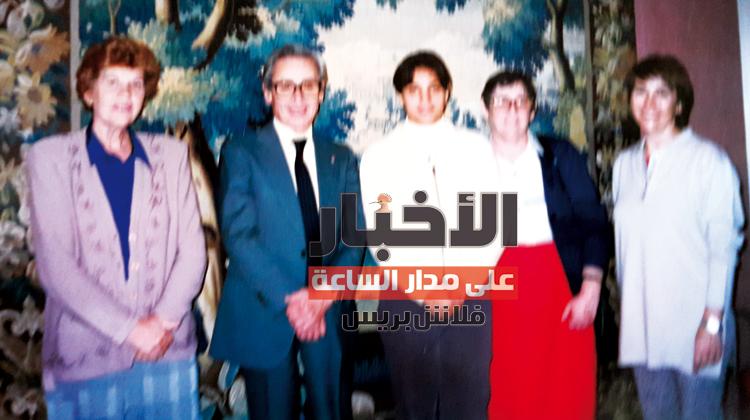 حسن فرج: «ثروة عبد الفتاح تقدر الآن بمئات ملايين الأورو بالإضافة إلى وثائق ومجوهرات»
