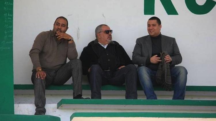 بودريقة يعين البوصيري رئيسا لوفد الرجاء في معسكر تركيا