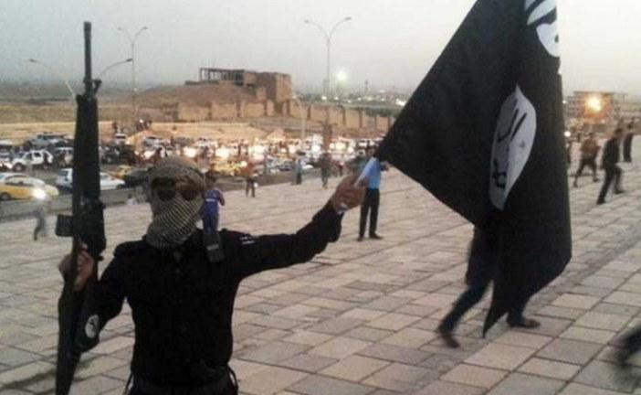 داعش تحتفل بعيد ميلادها…