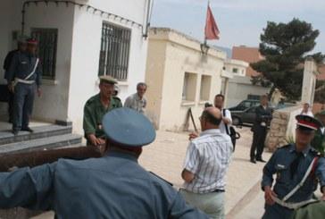 المركز القضائي للدرك بسطات يستمع إلى خمسة مستشارين اتهموا رئيس جماعة وكاتبها بالتزوير
