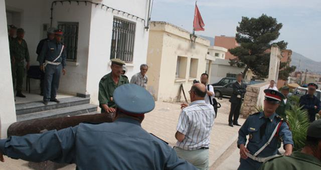 اعتقال دركي بتهمة تلقي رشوة والتلاعب بمحضر حادثة سير بالقيادة الجهوية بالقنيطرة