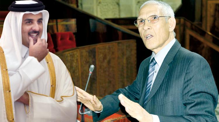 إرسال أساتذة إلى الدوحة لاختبار أميرة قطرية يستنفر البرلمان