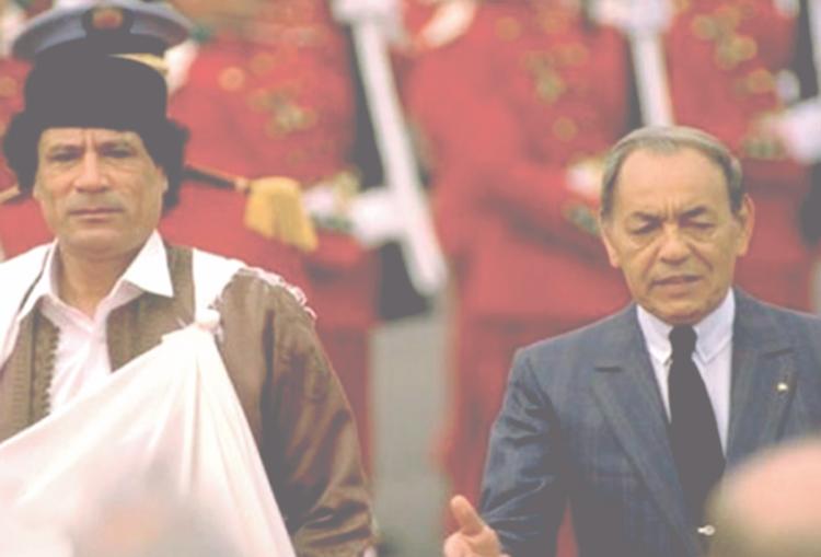 الملك محمد السادس: «عندما طلب الحسن الثاني من القذافي إنشاء اتحاد بعيدا عن «الديماغوجية والشعارات»»