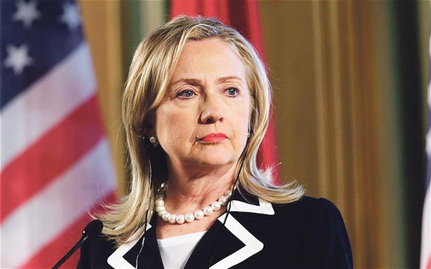 هيلاري كلينتون..  المرأة ذات القناع الحديدي