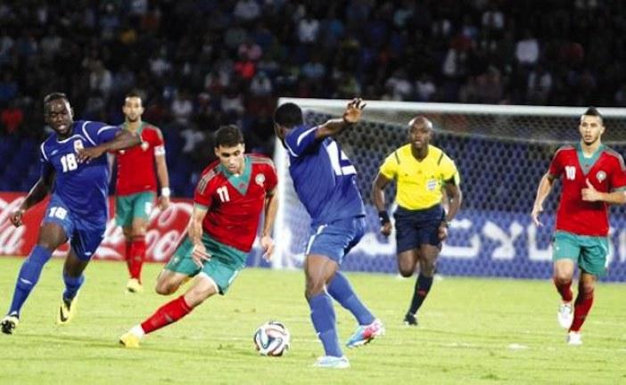 حمد الله : «المنتخب المغربي قادر على تجاوز ليبيا في أول استحقاق قاري»