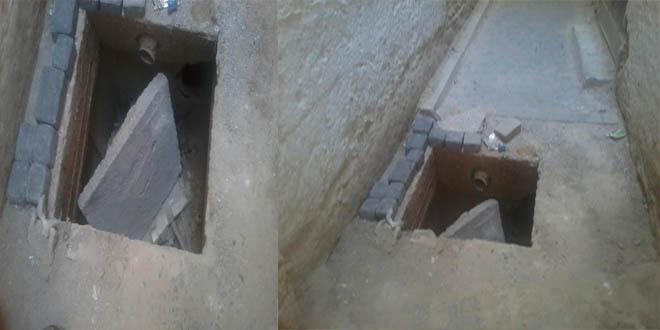 سقوط مسن في حفرة للصرف الصحي بفاس يدفع أسرته إلى مقاضاة مسؤولين محليين بداعي «التقصير»