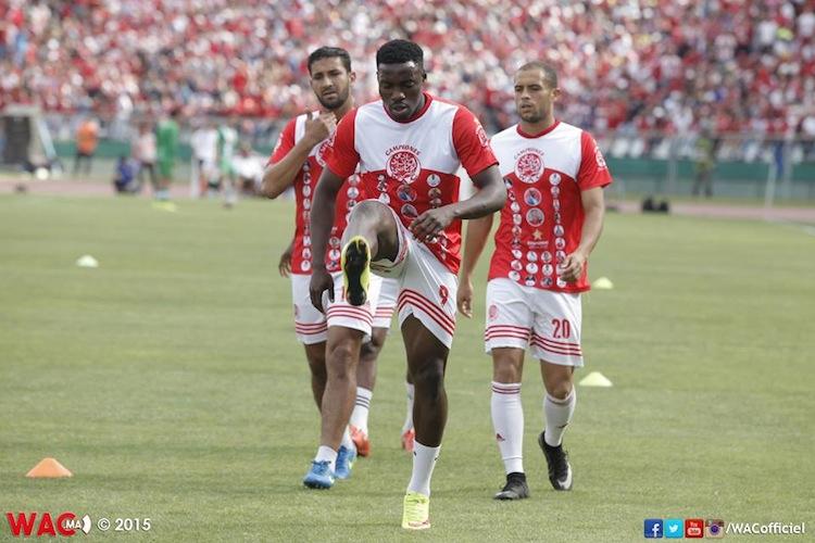 نسبة وكيل إيفونا تؤخر إعلان انضمام هداف البطولة إلى الأهلي المصري