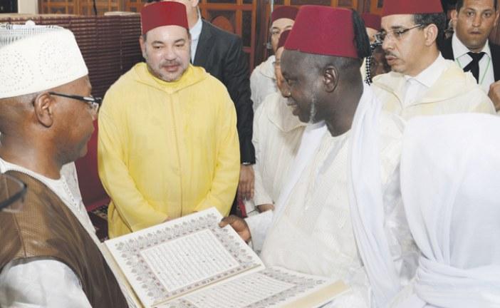 هكذا سيصبح المغرب قبلة العلم وحامل مشعل الاعتدال بإفريقيا