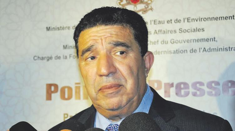محمد مبديع، وزير الوظيفة العمومية