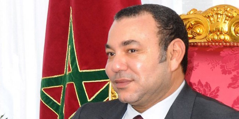 الملك محمد السادس : سنقوم ببناء الميناء الأطلسي للداخلة وخط سككي من طنجة إلى الكويرة