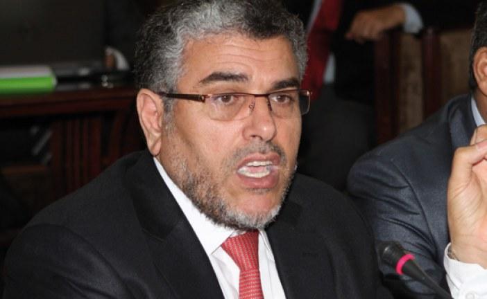 قضاة ومحامون وحقوقيون يحاكمون الرميد تحت قبة البرلمان