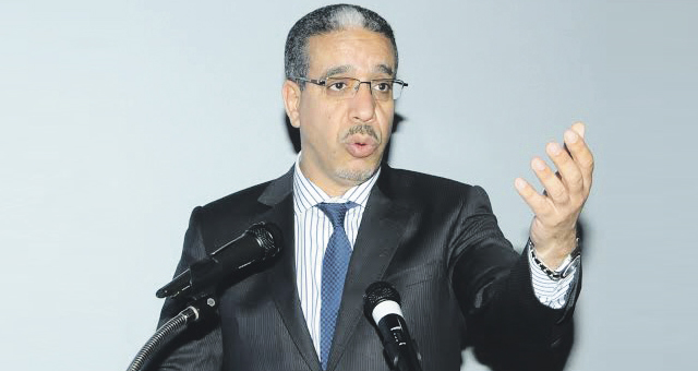 رباح يشرف على صفقة مشبوهة لإنجاز مشروع بتمويل قطري بالقنيطرة