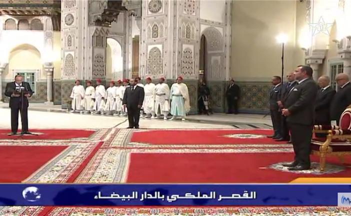 الملك محمد السادس يعين الوزراء الجدد