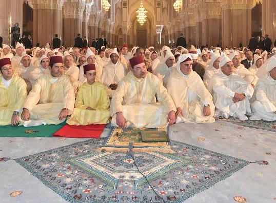 الملك يترأس حفل إحداث مؤسسة محمد السادس للعلماء الأفارقة ويعين التوفيق رئيسا منتدبا لها