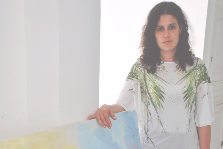 مريم السعلي.. الباحثة عن العلاقة بين الحلم والفن
