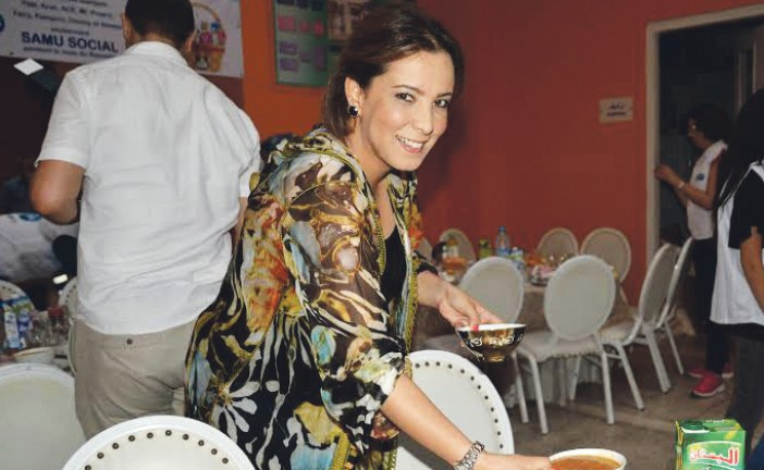 """سميرة البلوي مقدمة برنامج """"صباحيات دوزيم"""""""