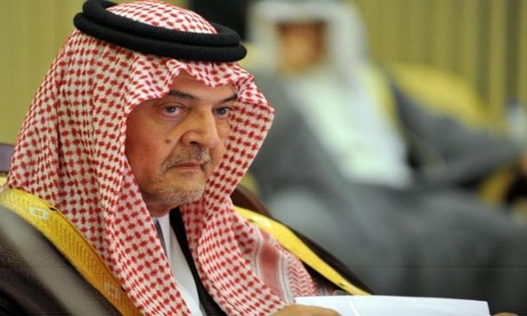 وفاة الأمير سعود الفيصل وزير الخارجية السعودي الأسبق