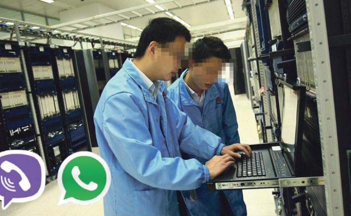 «واتساب» و«فايبر» وتطبيقات أخرى تسهل التجسس  على هواتف المغاربة