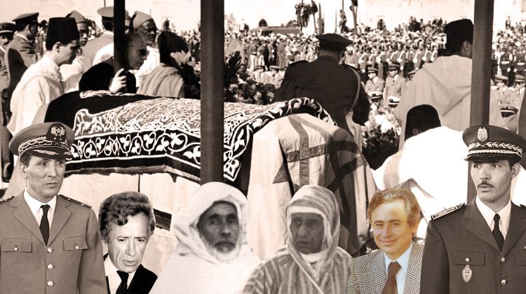 التاريخ السري لجنائز الوزراء والجنرالات والمستشارين!
