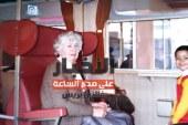 حسن فرج: «غيثة أغلقت باب التواصل مع محيط  عبد الفتاح وهؤلاء أصدقاؤها الحقيقيون»