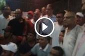رباح في حملة انتخابية سابقة لأوانها ضواحي القنيطرة