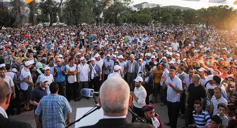 الاتحاد الاشتراكي يحتج ضد استغلال بنكيران مصلى لإقامة تجمع خطابي بأكادير