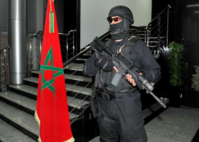 مكتب الأبحاث القضائية يطيح بعنصر خلية «إرهابية» مهمته إخفاء عبوات ناسفة بنواحي تاونات
