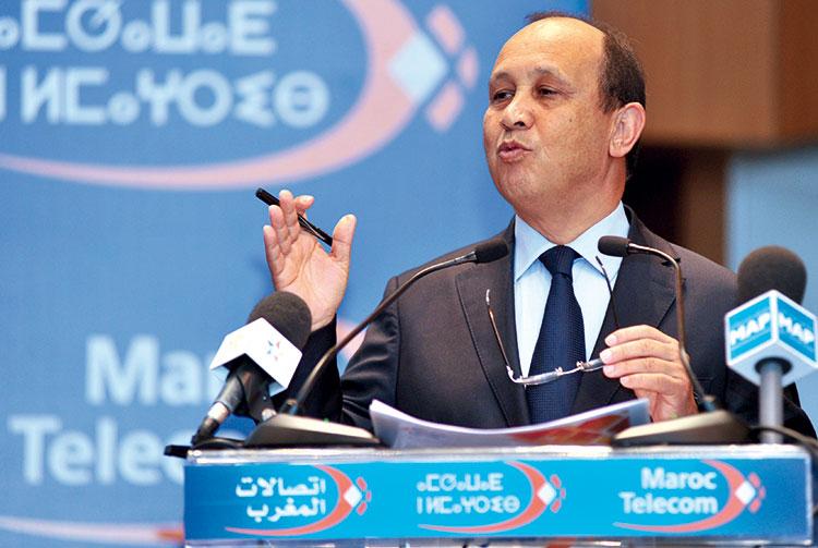 أرباح «اتصالات المغرب» تراجعت بـ255 مليون درهم سنة 2015