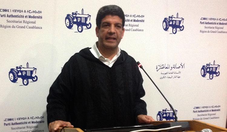 موت مفاجئ يخطف مرشحا من «البام» خلال الحملة الانتخابية