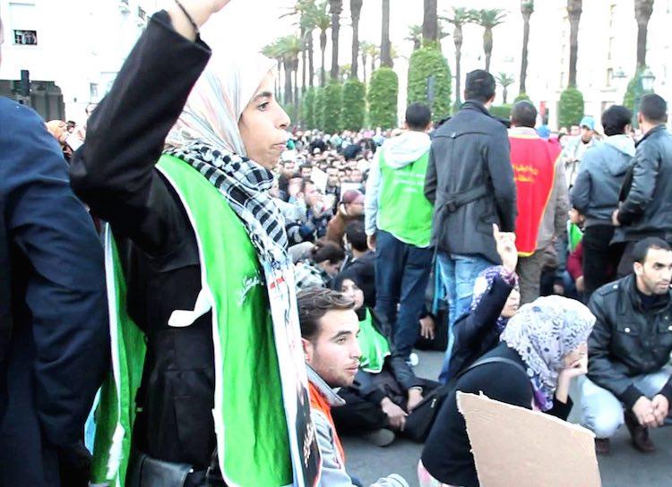 حملة الشهادات بالمغرب يرفضون المرسوم الحكومي الجديد ويصفونه بالمشؤوم
